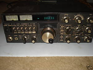 The Yaesu FT-102 ham radio isn't like any other. This amateur radio has the ...